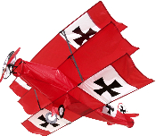 3D Red Baron