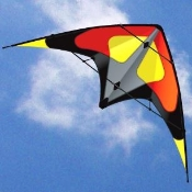 Astro Red Stunt Sport Kite
