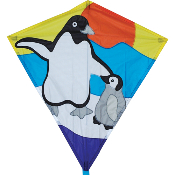 "Arctic Penguins 30"" Diamond"